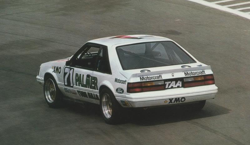 Practice, 1984 James Hardie 1000.