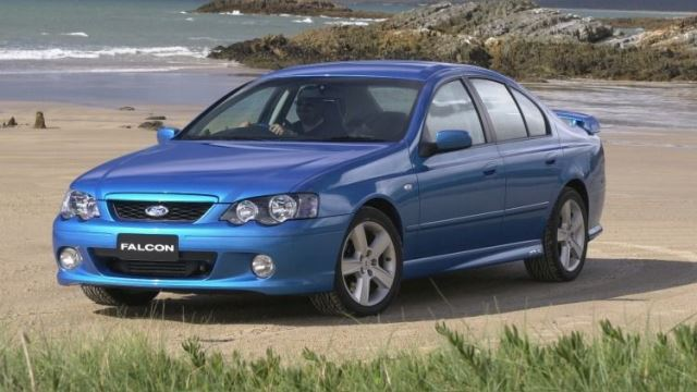 Return to form: the BA XR6 Turbo