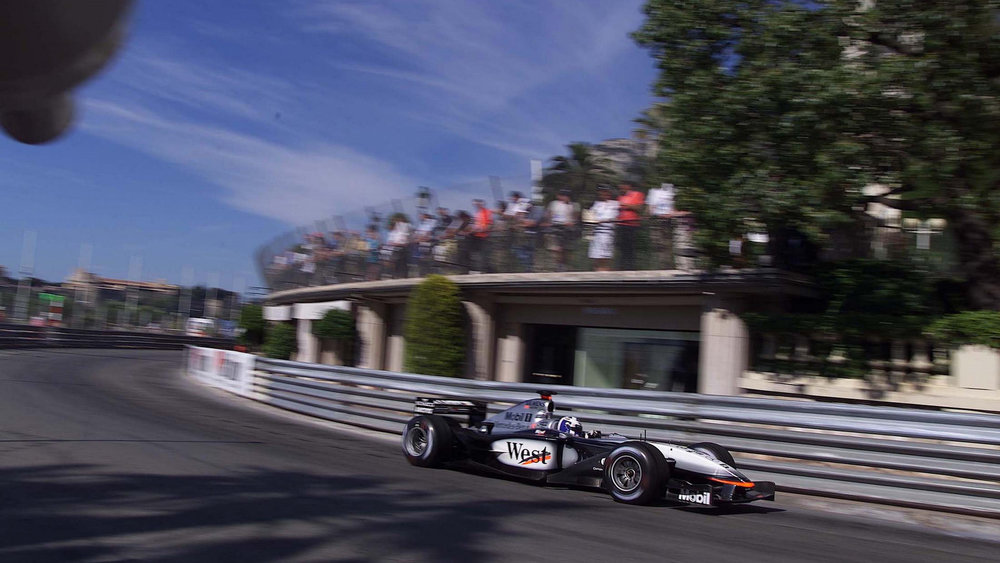 McLaren hoping to bounce back in 2003 after grabbing only a victory in 2002 at the Monaco Grand Prix