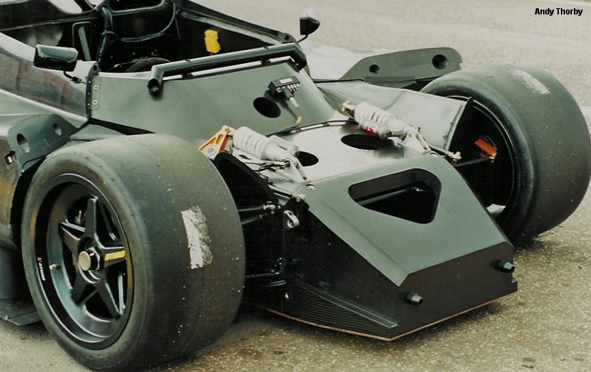 The LMP's construction was elegant, simple and most importantly cost-effective.