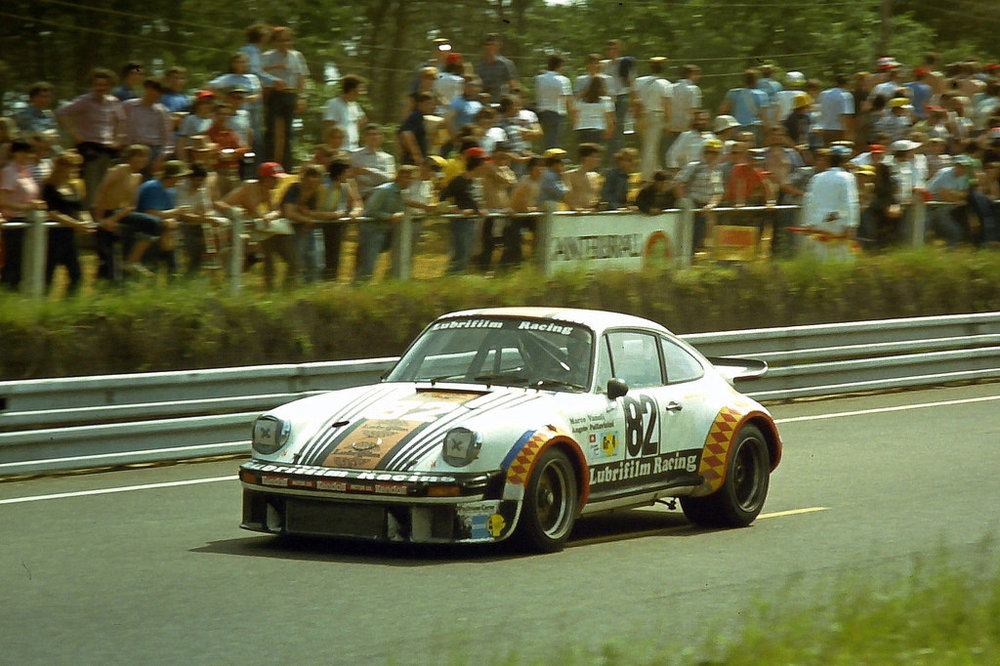 The 934 was Porsche's first step into creating a Group 5 monster.