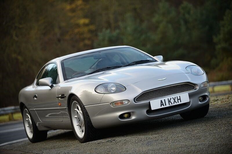 The gorgeous DB7 lead Aston Martin into a new era.