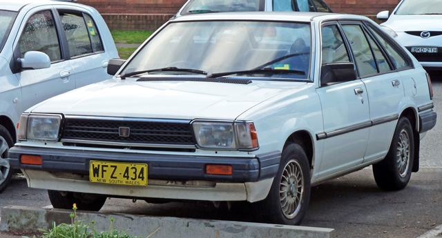 The Rover Quintet was the last Leyland product built in Australia