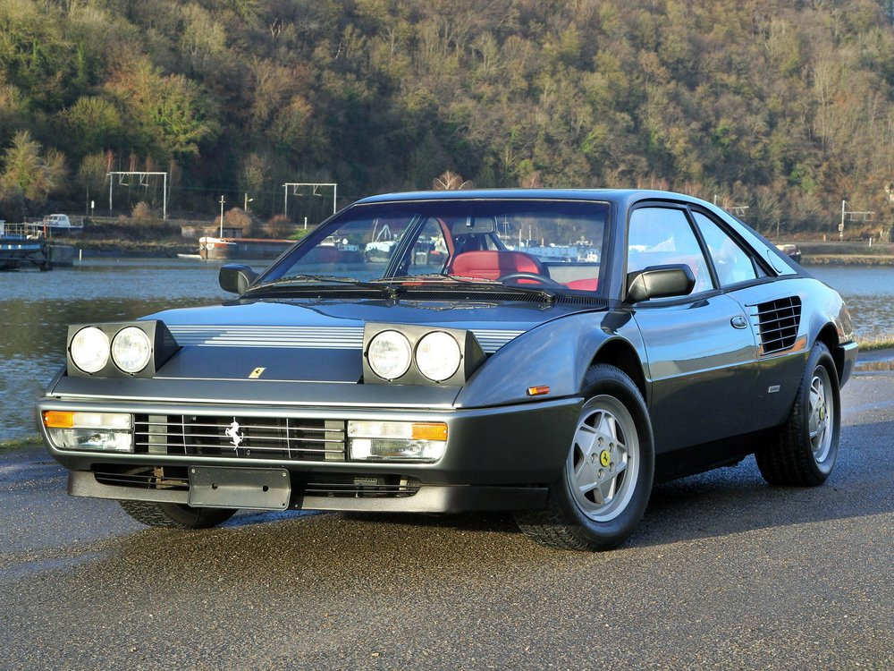 Ferrari's Mondial was certainly not without its flaws.