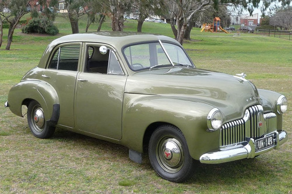 The right size for Australia - Holden 48-215