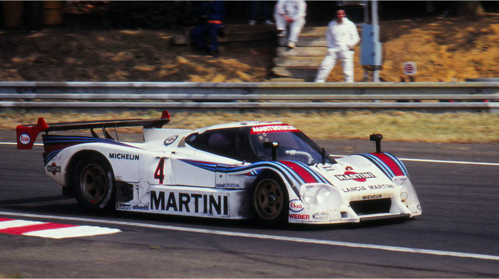 The Lancia LC2 was Fiat's original Group C weapon.