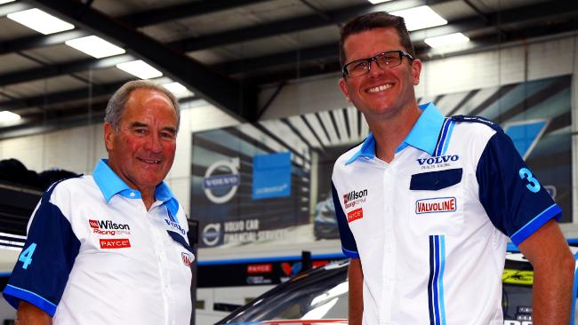 Garth Tander is going back to where he started at Garry Rogers Motorsport