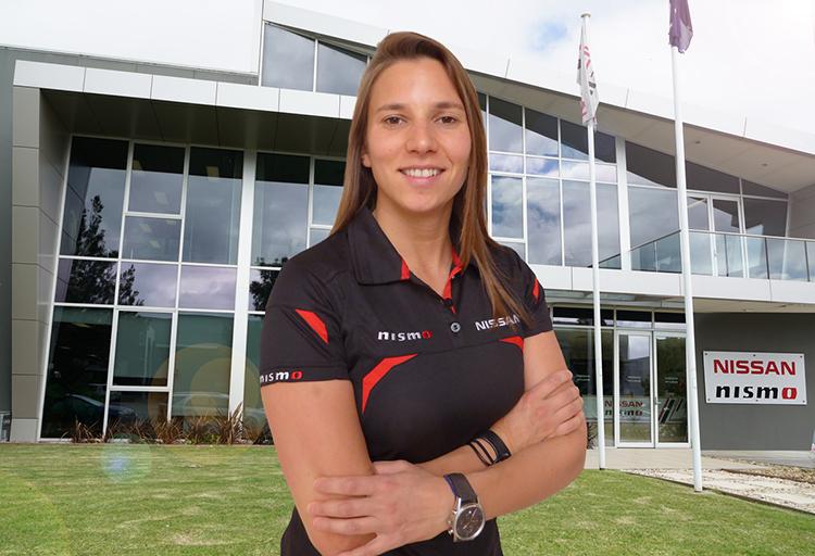 Simona De Silvestro will join Nissan Motorsport
