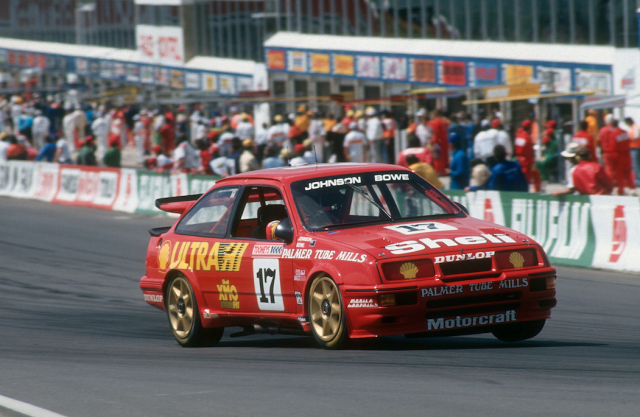 Johnson and Bowe lead every lap of the 1989 Bathurst 1000
