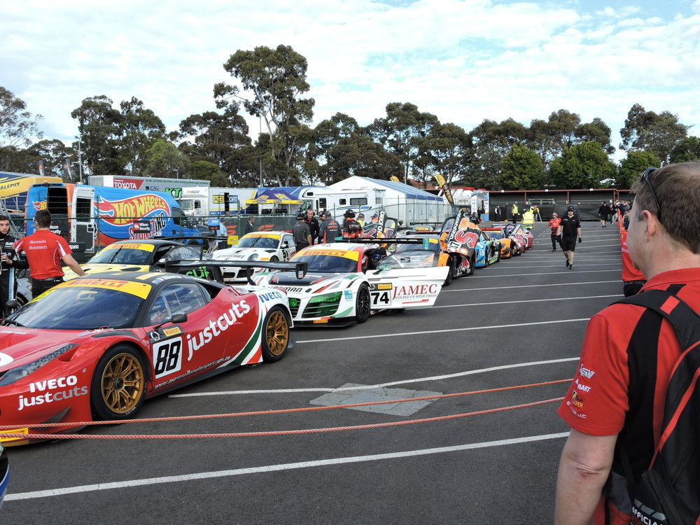 A standalone Australian GT Endurance Championship round at Sandown would prove popular
