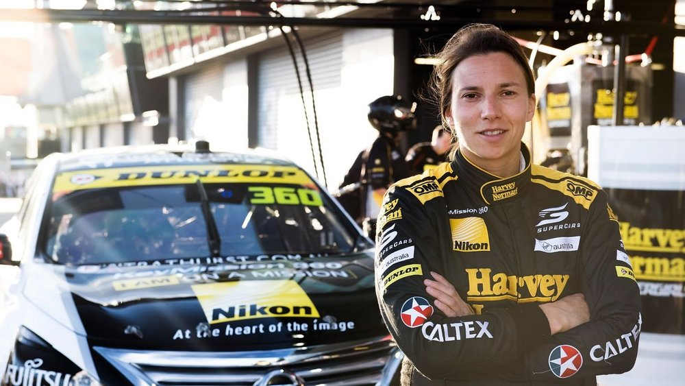 Simona de Silvestro will join Nissan replacing Dale Wood