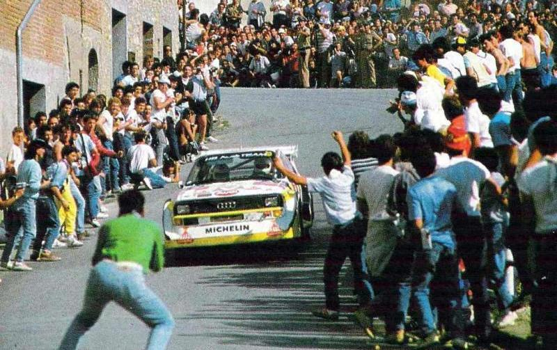 End of the Group B days, rally is still a dangerous thing for everyone attending it.