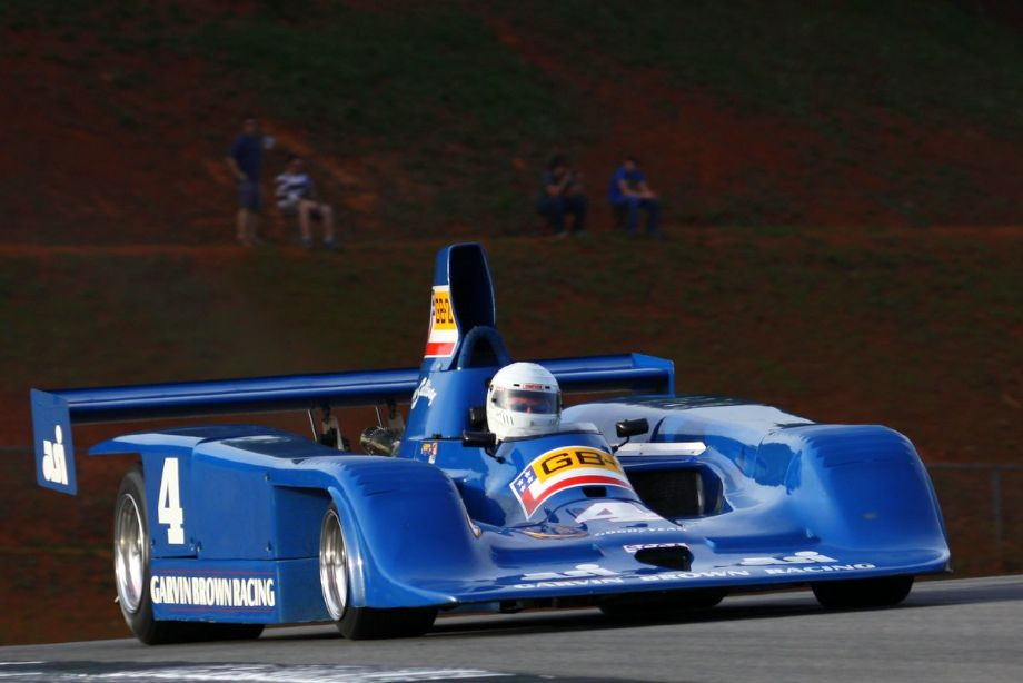 In the early 1980's the single-seater Can Am was starting to evolve.