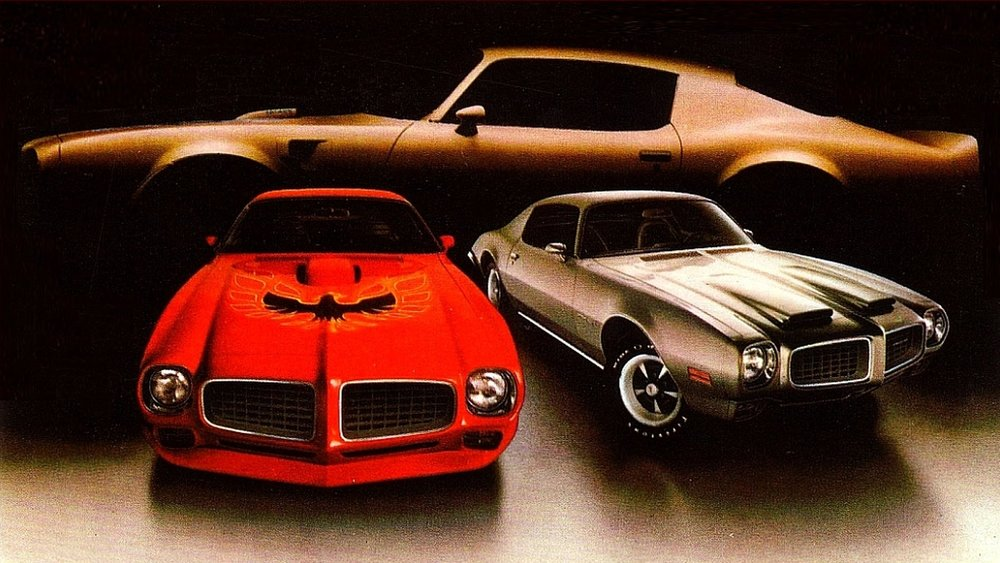 Herb Adams had built the sporting image of Pontiac with the Trans Am.