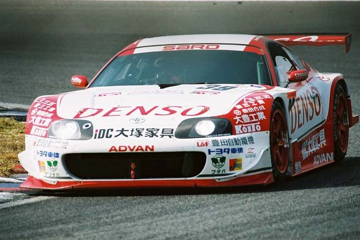 The recently decommissioned Toyota Supra GT500 was selected as Toyota's next hybrid racing champion.