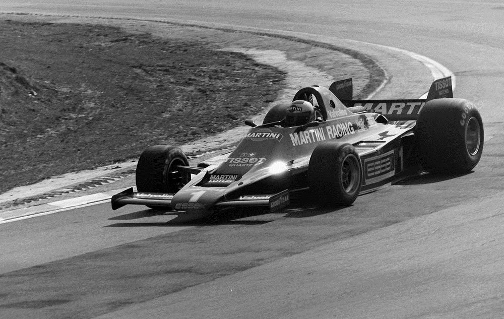 Mario Andretti, Qualifying Race of Champions, Brands Hatch 1979.