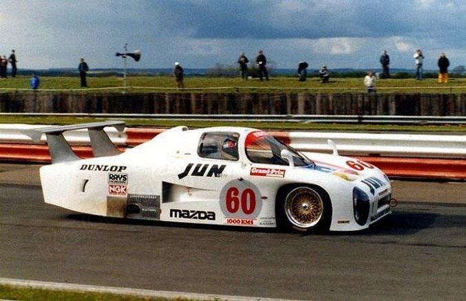Silverstone, 1983.
