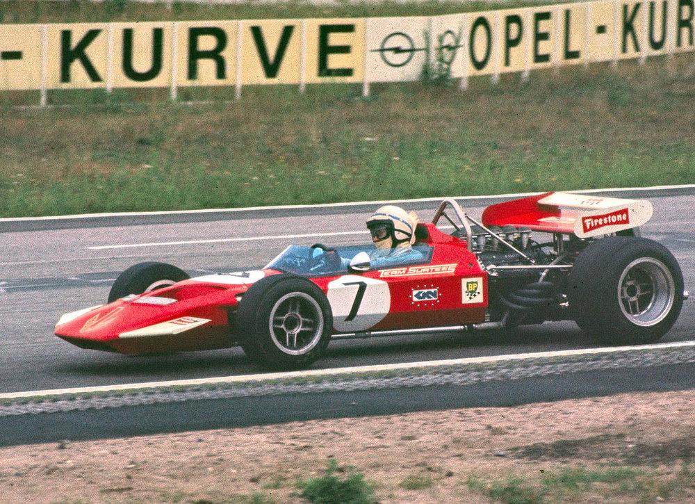 Österreichring, 1970 Austrian Grand Prix.