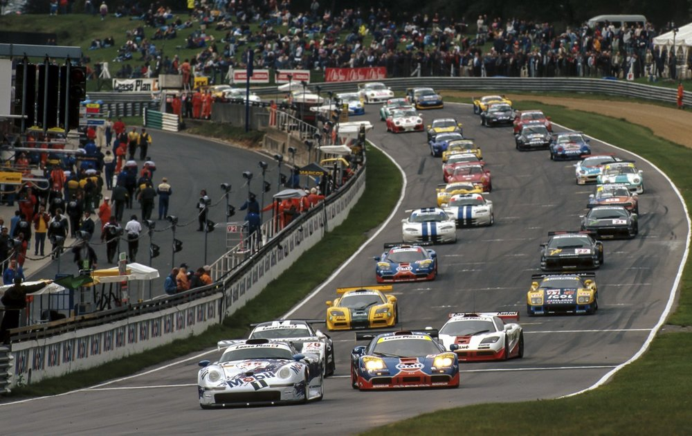 The BPR Global GT Series became the world's top endurance racing championship.