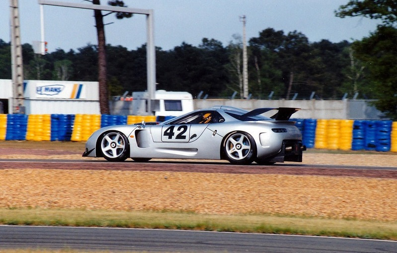 The car failed to make an impression on Circuit de La Sarthe.