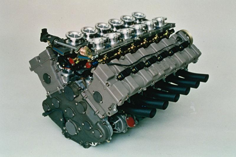 The VRT35 V12