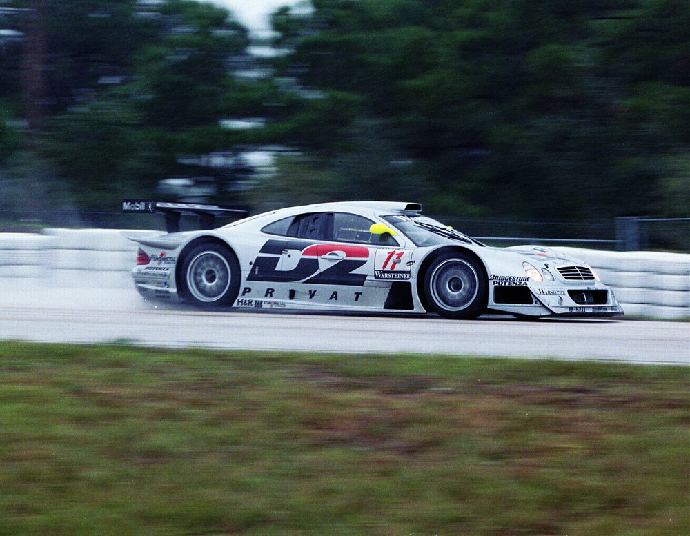 The tyrannical Mercedes-Benz CLK GTR single-handedly ended GT1's first iteration.