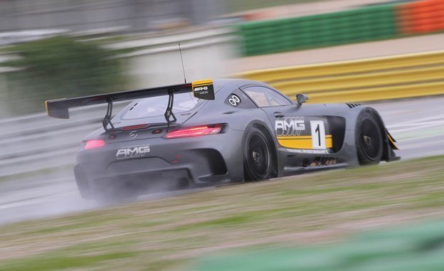 Mercedes is one of the leading GT3 manufacture right now