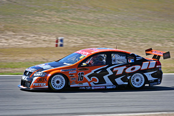 Walkinshaw hasn't won a championship since 2007