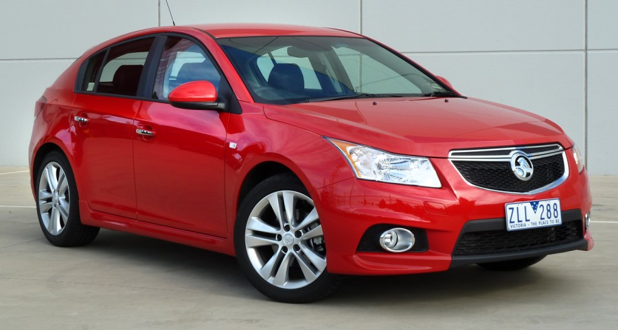 The Holden Cruze was the last small car produced in Australia