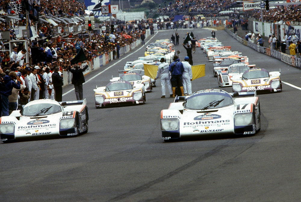 Group C ushered in a brave new era for sportscar racing.
