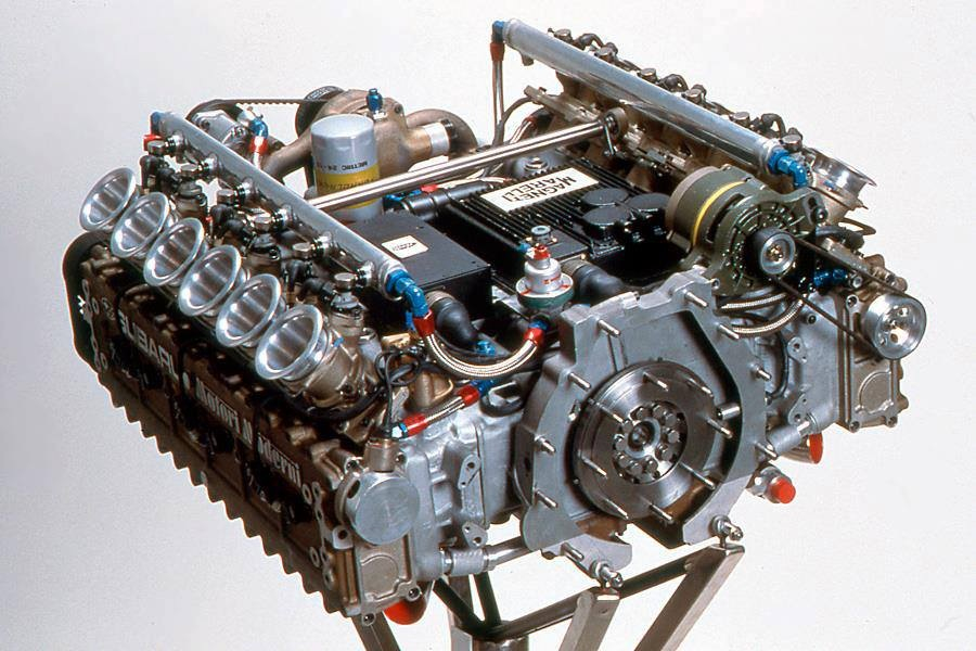 The Subaru 1235 looked like a promising powerplant.