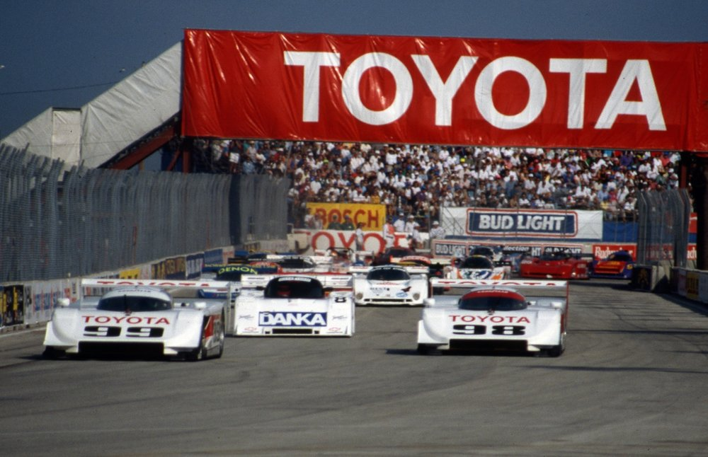 Like Group C in Europe, IMSA GTP died in 1993.