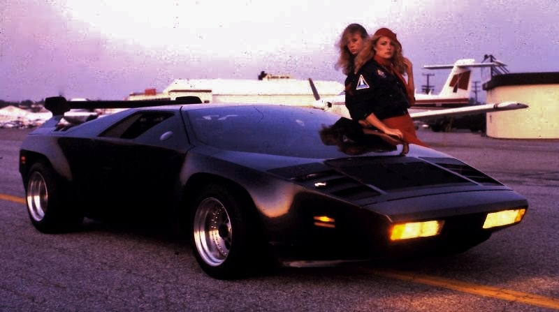 The exotic W2 appeared in 1978 as Vector's first serious attempt at a functional supercar.