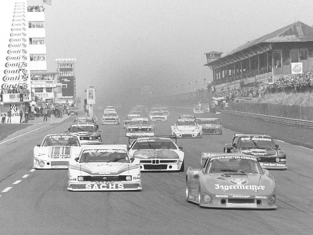 Touring car racing had gone completely overboard with the introduction of Group 5.