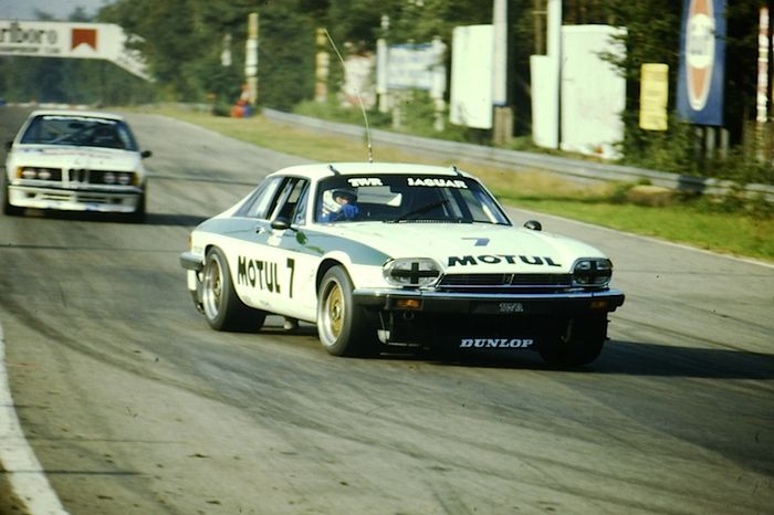 BMW was directly targeting the brash TWR-Jaguar XJ-S.