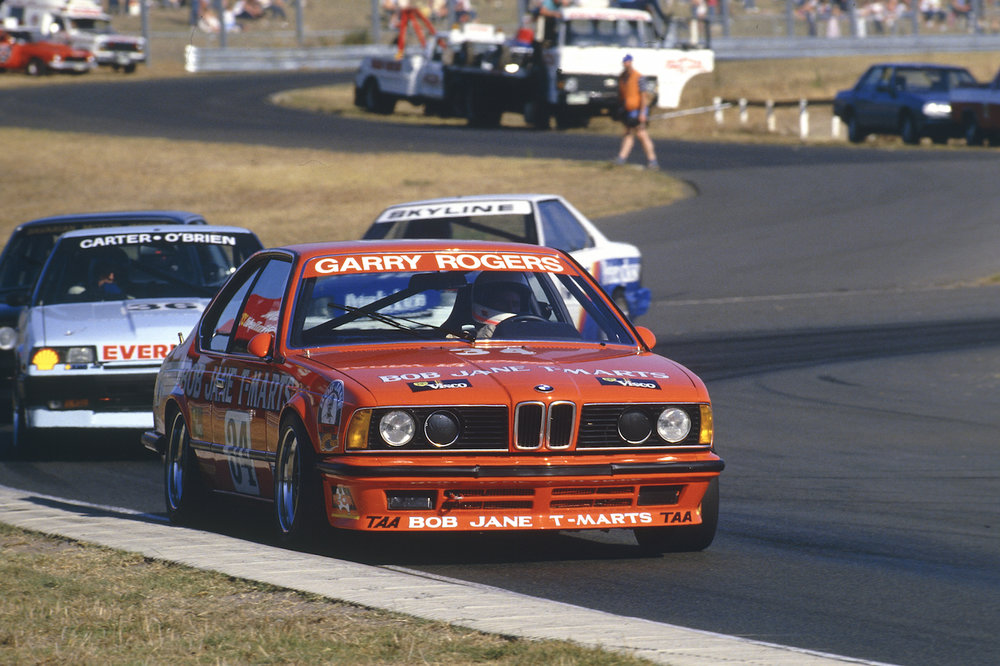 Like in any other championship, the BMW was unable to defend its title in the ATCC.