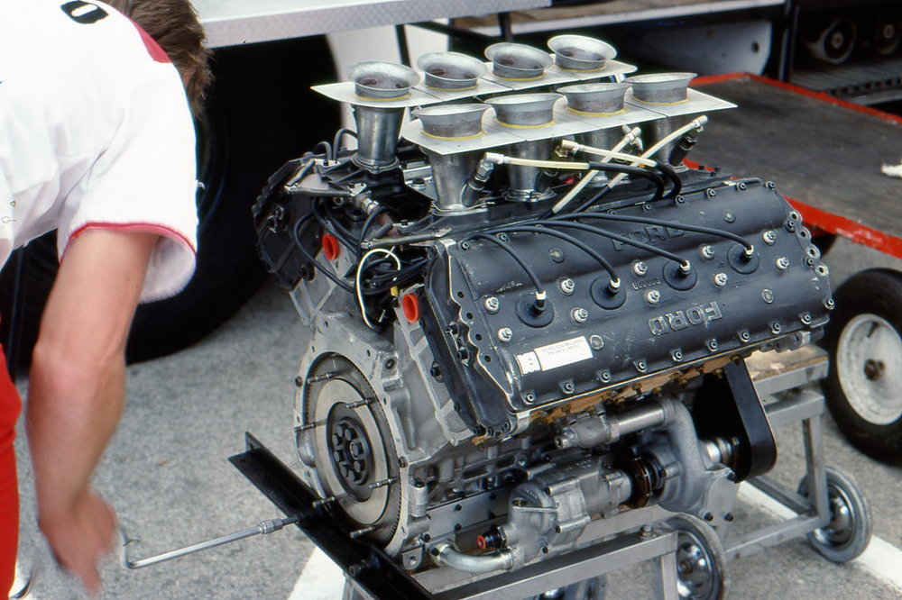 The Cosworth DFV quickly became the people's champion.