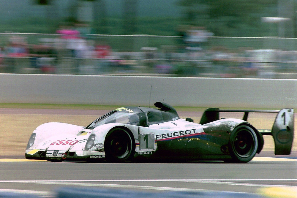 The Peugeot 905 marked France's resurgence at the top of its home event.