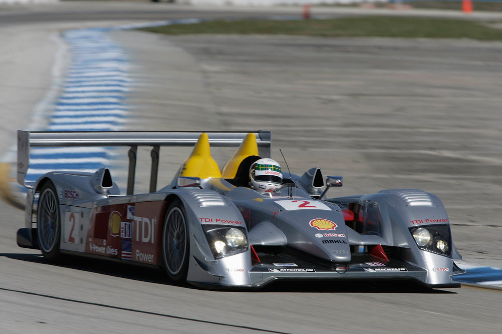 Peugeot directly targeted the intimidating Audi R10 TDi with their new program.