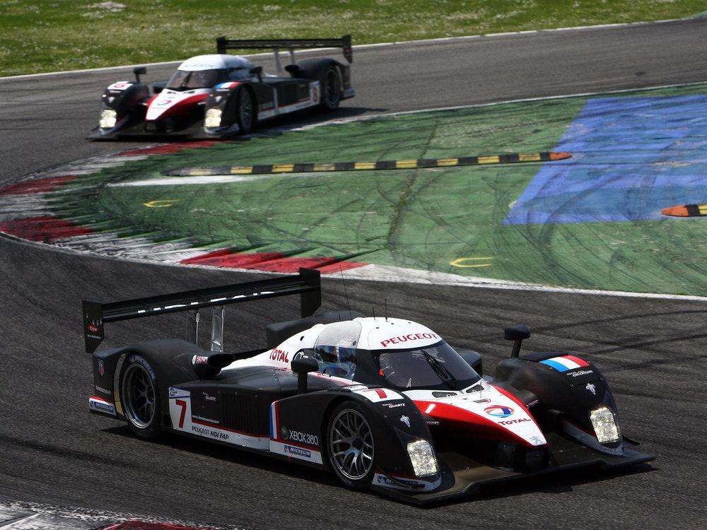 Monza, 2007.