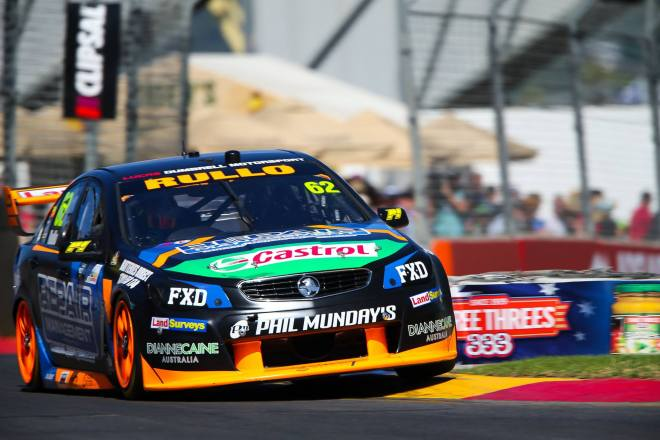 17 year old Alex Rullo has been LDM's only driver this year