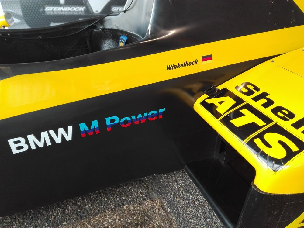 For the third time in its short life, ATS slimmed down its involvement in Formula One to a one-car effort. German Manfred Winkelhock was retained from his 1982 drive, while his former teammate Eliseo Salazar dropped out due to an economic crisis in his native Chile. Winkelhock enjoyed a good relationship with BMW, as he had been powered by them in his Formula Two career. This made him the perfect fit for the revamped ATS.