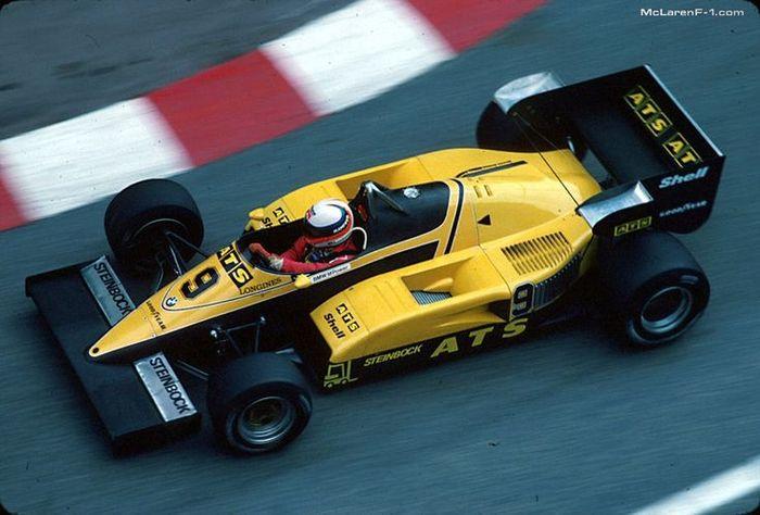Monaco, 1983.