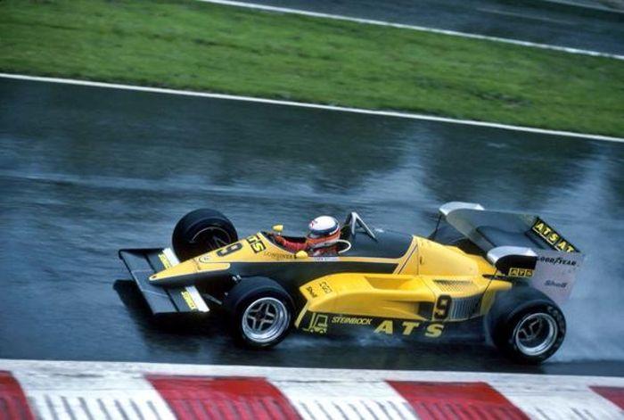 Spa Francorchamps, 1983.
