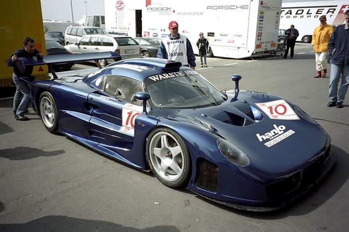 Awful Aftertaste - 1998 Bitter GT1 — Carmrades