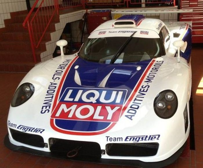 The Bitter GT1 in Liqui Moly livery as sold by WTCC legend Franz Engstler.