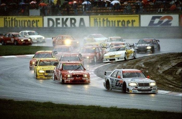 The Calibra was still struggling to keep up with its competitors.