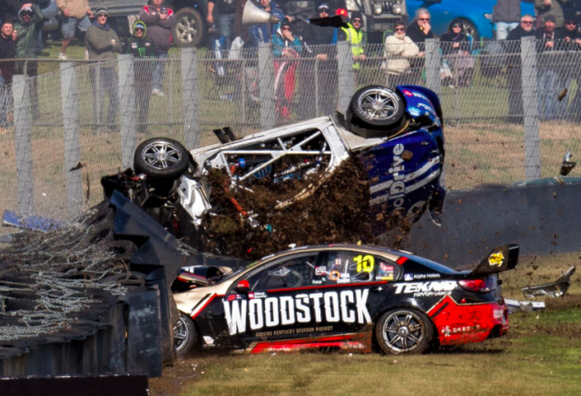 Tekno had a difficult weekend at Sandown this year