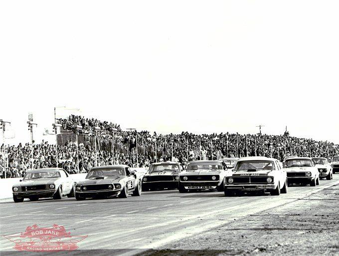 Australian touring cars circa 1972.