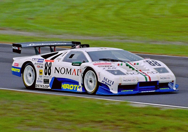 Kaiju Castaway 1997 Lamborghini Diablo Gt1 Carmrades